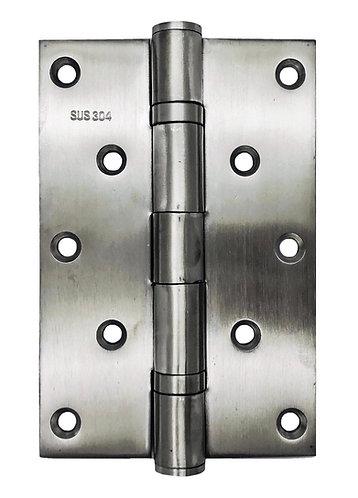 """SUS304 S.Steel Hinge 2BB SS 6"""" x 4"""" x 4mm SS 0135"""