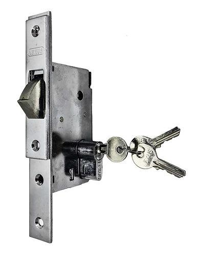 Sliding Door Lock w Single Thumbturn Cylinder L001/705 SC 0159