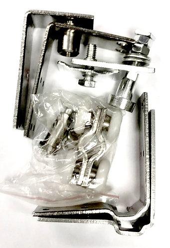 BiFold Nylon Roller 1225 Set SS 1161