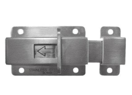 IB001 Indicator Door Bolt SS 0158