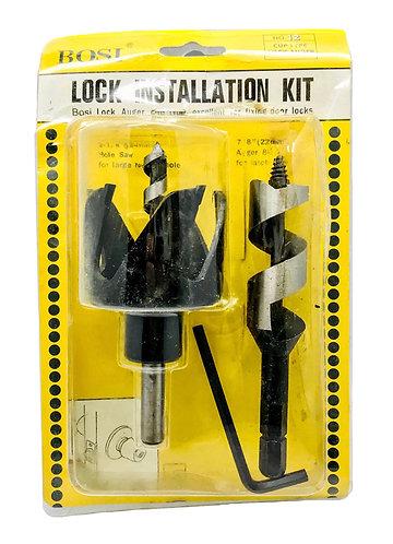 B Lock Installation Kit 54mm, 22mm BK 0157