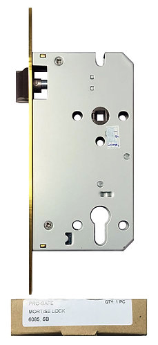 European Mortice Lockcase (White Sticker) 60x85 SB 1336