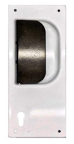 Gate Lock 675-22 R SS 0117