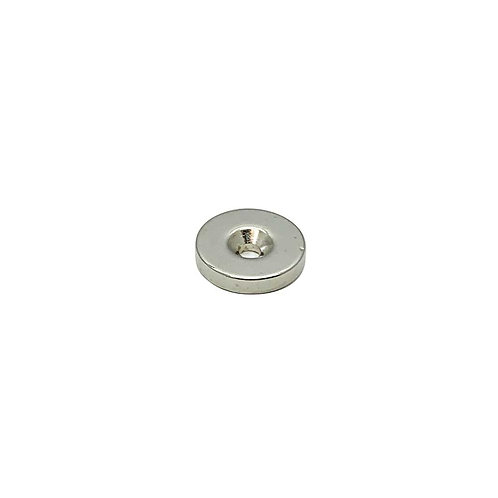 Magnetic Round 20 x 5 - 5mm SS 00F2