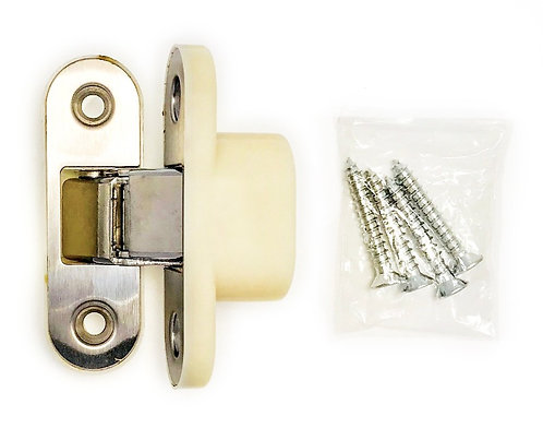 Plastic BiFold Hinges CCH206 90 x 30mm WH 0126