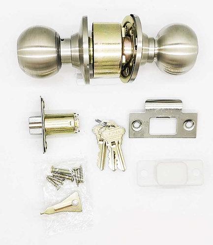 E Cylindrical Knobset CA300-630-6S SN 3201