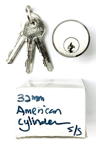 ABS America Cylinder 32mm SN 0357