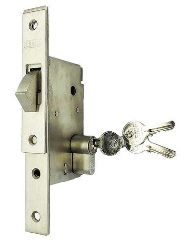 Sliding Door Lock w Double Cylinder L001/705 SN 0117