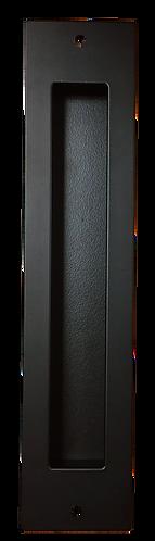 Pull Door Handle H038/072 Single 160mm BK 0347