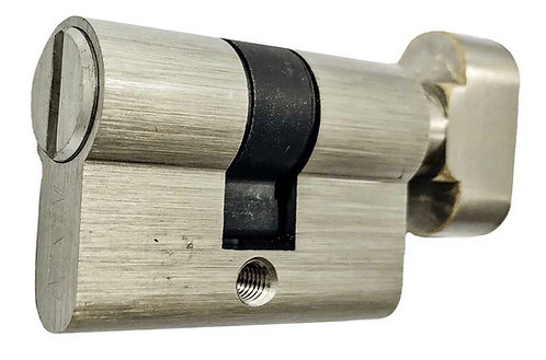 N Thumbturn Cylinder Lock LK103 10MM PD Door BK 45mm SN 0135
