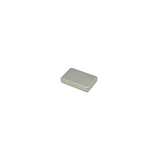 Magnetic Square 23 x 18 - 3mm SS 00F2