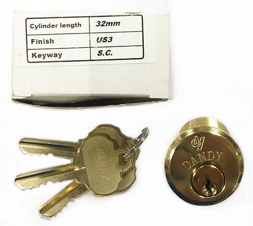Cylinder L047/6401 US3 S32mm PB 1163