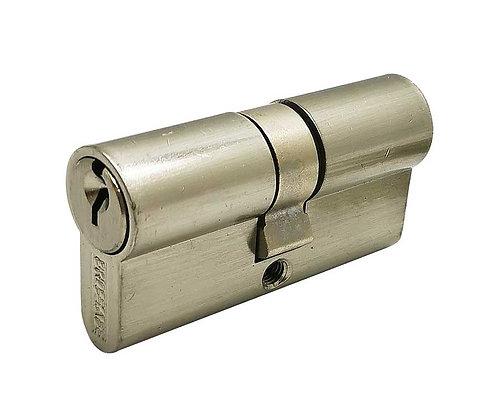 Brass Euro Cylinder Double Master Key MK 24102-060-619 SN 2102