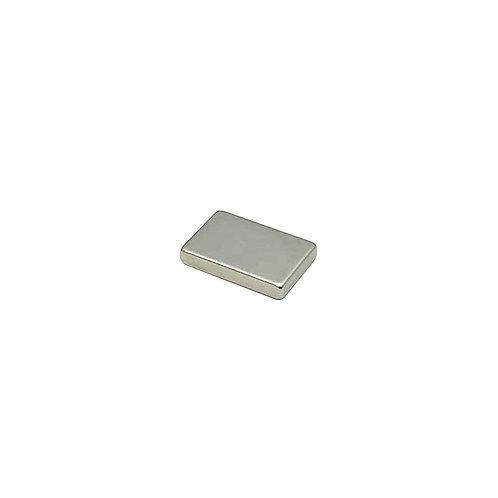 Magnetic Square 30 x 20 - 5mm SS 00F2