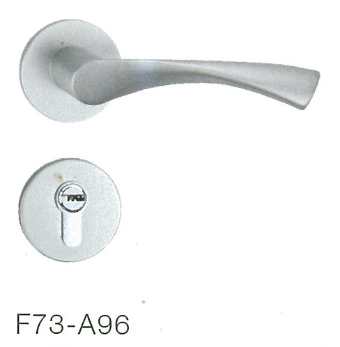 Mortise Handle Lock F73-A96 SN 1155