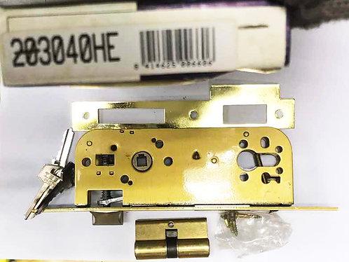 Mortice Lockcase Trade Mark 203040HE PB 0404