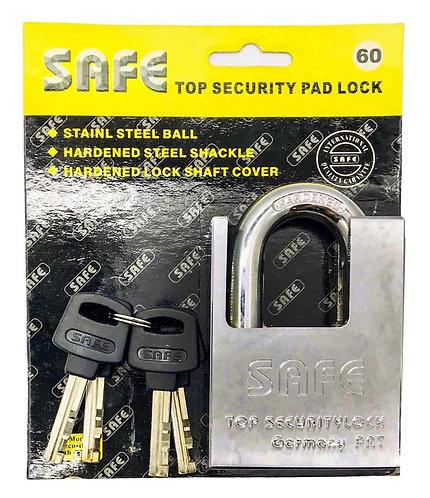 Top Security Padlock 60 SS 0405