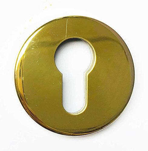 Escutcheon Cover Round keyhole PB 1339