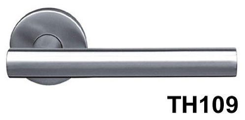 Lever Handle Stainless Steel Black Box TH109 SN 1342