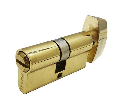 Brass Euro Cylinder Privacy 24103-360-605 PB 2102
