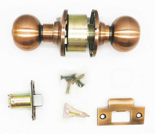 E Cylindrical Lockset CA330-616-6S 60mm AC 3307