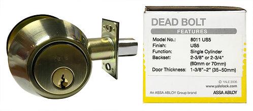Dead Bolt 8011 US5 AB 0354