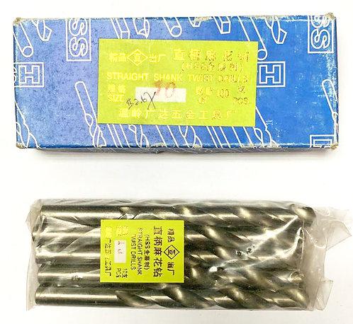 HSS Straight Shank Twist Drills 10mm SS 0001