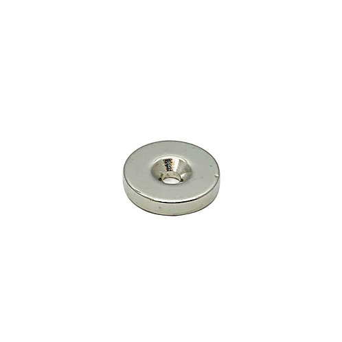 Magnetic Round 25 x 5 - 5mm SS 00F2