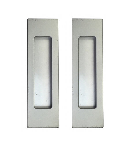 Pull Door Handle H038/072 without hole Back to Back 128mm SN 0348