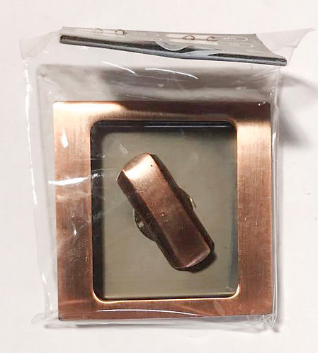 Square Knob Thumbturn CDK-63-2 AC 0328
