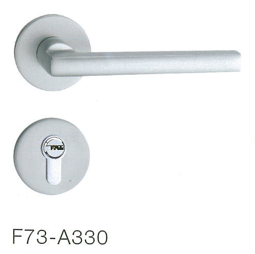 Mortise Handle Lock F73-A330 SN 1155