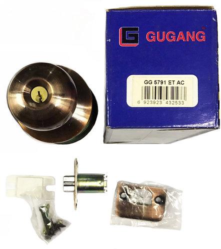 Cylindrical Lockset GG5791 ET AC 0362