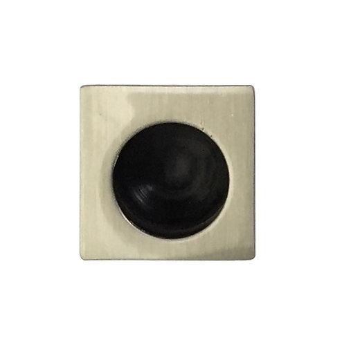 Flush Pull Square EDGE PULL 25mm SN 0305