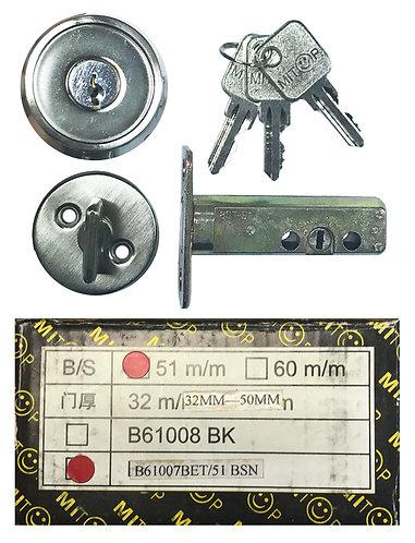 Dead Bolt B61007BET/51 BSN 51mm SN 1342