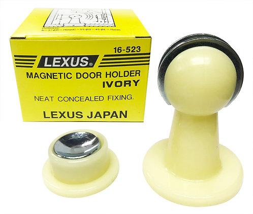 Magnetic Door Holder IVORY 16-523 IV 0312