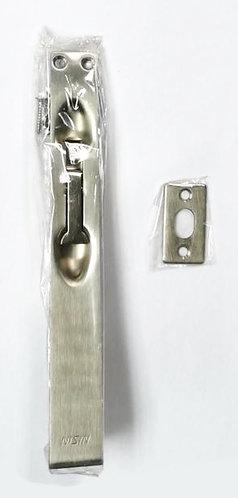 """Flush Bolt DB002 200mm 8"""" SS 0176"""