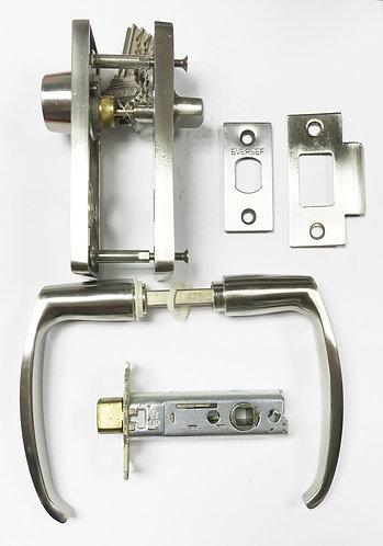 JS Series Brass Leverset JS1100-619 Entrance SS 3301
