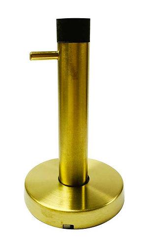 N Door Stopper Round w Hook DH022 SB 0403