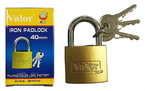 Iron Padlock 40 KA3 40mm SB 0118