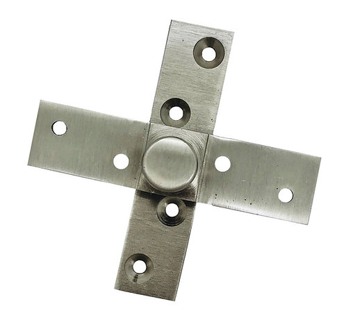 Brass Pivot Hinges 2504 Central SN 0154