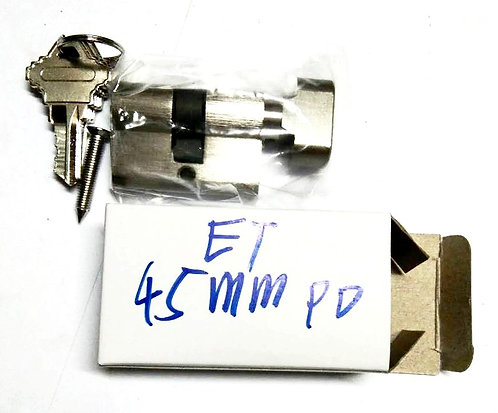 N Thumbturn Cylinder Lock LK103 10MM PD Door ET (Fill) 45mm SN 0136