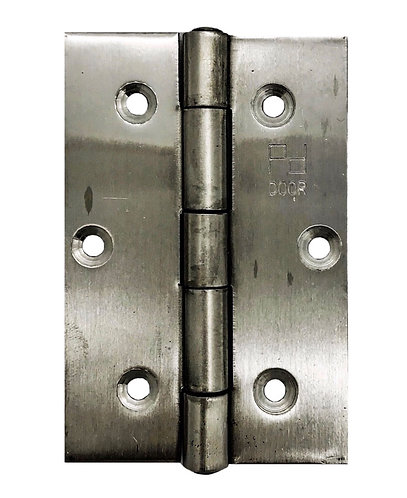 """S/S Hinges 3"""" x 2"""" x 1.5mm SS 0170"""