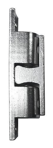 Brass Double Ball Catch K05-005 70mm SN 0363