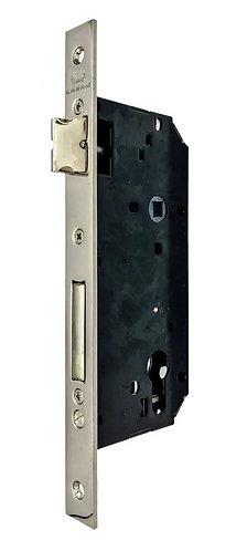 V Serr Inf Ent Mortice Lock BK Set 7431502008 50x85 SB 0202