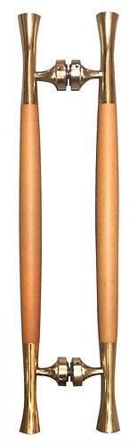 Pull Handle H038/622-1 600mm GP/PY 0420