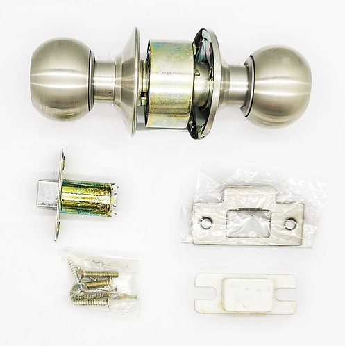 Cylindrical Locksets Bathroom CA5132 US32D 60mm SS 1001