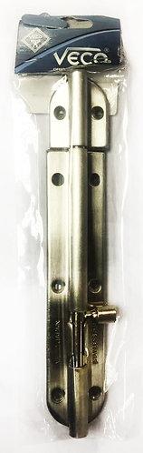 V Barrel Bolt WL36 6inch SS 0324