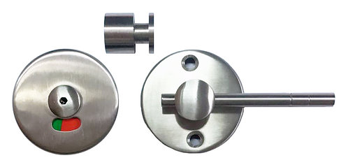 Indicating Latch Straight Rod DT008 65mm SS 1108
