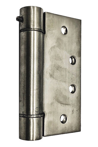 """Single Action Spring Hinges 4"""" x 4"""" x 3mm SS 0174"""
