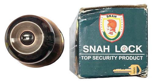 S Top Security Lock Cylindrical Lockset P587 BK AC 1155